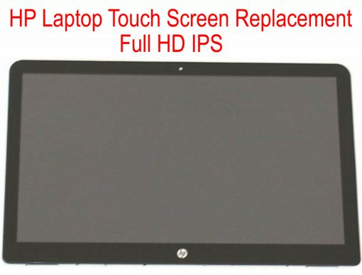 HP 15 BK Touch Laptop Screen Replacement
