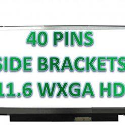 BRACKETS ON LCD LED 11.6""