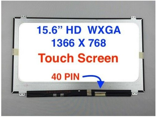 HP touch screen laptop 15-da0012dx laptop screen replacement